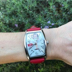 💋 Betty Boop 💄 HOT❣️ Nurse Wrist Watch